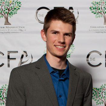 Gage Benne - Youth Volunteer 2014