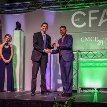 Gavin Schmidt - Young Trustee of the Year 2018