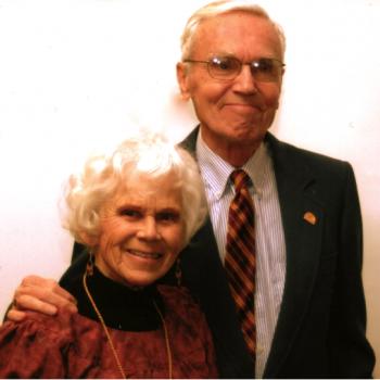 Lincoln & Dorothy Deihl - Lifetime Contribution 2015