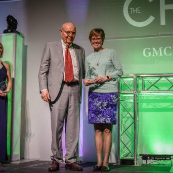 Mary & Marty Vanier - Lifetime Contribution Award 2018