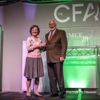 The Crisis Center - NonProfit Service Awardee - 2018